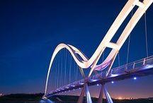 BRIDGES / by Bill Piniros