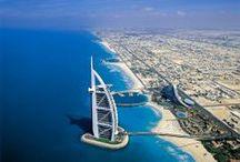 DUBAI / by Bill Piniros