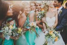 here comes the bride / by Lauren Nosser