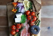 Inspiring Eats (savouries) / by Chelsie Hoxby