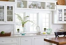 Kitchens / A collection of kitchen ideas and inspiration for every budget and every style. / by Textures Flooring Nashville