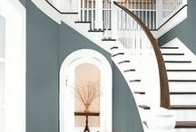 The Painted House / A collection of popular paint colors, tips and techniques. / by Textures Flooring Nashville