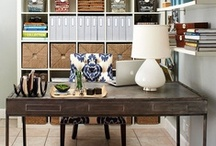 Home Office / Ideas and inspiration for creating a home office space regardless of your budget or style. / by Textures Flooring Nashville