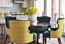 Dining Rooms, Breakfast Rooms and other Dining Spaces / Showcasing places to not only eat, but enjoy the company of family and friends.  Bon Appetit! / by Textures Flooring Nashville