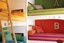 Creative Kid & Teen Rooms / Creative ideas for kids of all ages.  Nurseries, Boy's, Girl's, Teens and Playrooms.   / by Textures Flooring Nashville