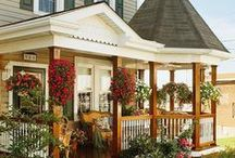 Perfect Porches / by Textures Flooring Nashville