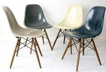 SIT YOUR BUTT DOWN / for my obsession with chairs and seating / by Sandi Devenny