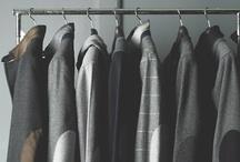 Menswear / by Natasha Lyons