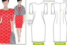 Sewing--> Dresses for Grown Up Girls / by Gabriela Grillo