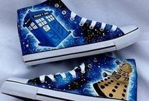 Allons-y! / ...Whovian shopping, places and fun things to do! / by Angela Lee