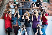 Photography Club / High school photography club ideas and inspiration  / by Hannah Mortenson