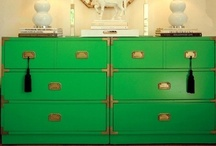 entertainment center ideas / by Elizabeth Stevens Morris