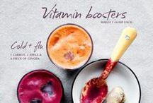 Healthy Eats / Recipes good for the body + mind. / by deloom boutique