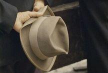 chapeau bas / by Corvin Matei