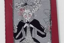 Gotta have a Ghastlie board! / by Maryland Quilter