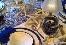 Beautiful Table Settings / by Lakmini Bastian