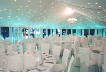 Receptions - Tents / by Tori - Platinum Elegance Weddings & Events