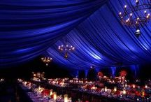 Receptions - Draping / by Tori - Platinum Elegance Weddings & Events