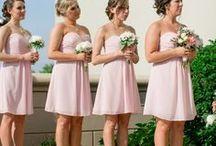 Bridesmaids Dresses - Short / by Tori - Platinum Elegance Weddings & Events