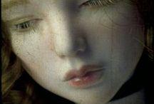 dolls / by GINA KOULOURI