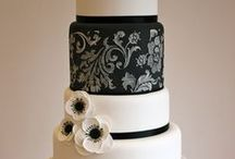 Cake - 4 Tier Wedding Cakes / by Tori - Platinum Elegance Weddings & Events