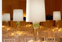 Centerpieces - Tall / by Tori - Platinum Elegance Weddings & Events
