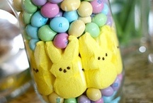 Eggsellent Easter Ideas / #1 Pinterest source for Easter table top tips, recipes, cocktails, decor + more.  / by PuTTin' OuT Social Media Marketing