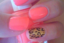 makeup and nails. / paws and claws. / by Katy Brown