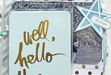 Scrapbook Project Life/ December Daily/ Smash / tidbits of amazing inspiration! / by Wendy P