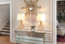 Console Tables / by Worlds Away