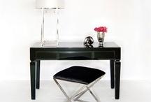 Desks / by Worlds Away