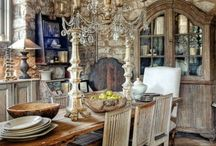 Dining areas / by Susan Jenkins