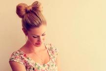 <3 Hair Style / by Suu P