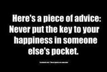 Inspiring quotes / by Scott Averitt