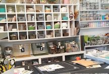 Craft rooms / by Susan Jenkins