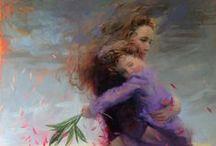 THE LANGUAGE OF BEAUTIFUL ART / by Lillian Rodriguez