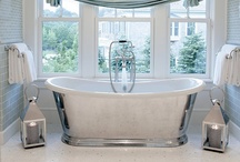Beautiful Bathrooms / by Jeannine @ Be Loved