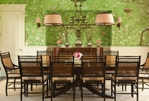 Delicious Dining Rooms / by Jeannine @ Be Loved