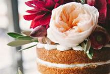 Wedding Cakes and Sweets / by Jeannine @ Be Loved