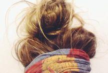 hair/beauty / by Jesse Dinkins