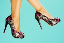 Eye Candy / Who doesn't love shoes?! Plus, the economy needs me. / by Sinful Nail Art