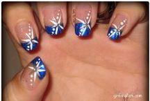 Holiday & Seasonal - Nail Art / Photos of my nail art, done by me, on my own natural nails. / by Sinful Nail Art
