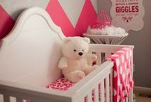 Baby Girl Rooms / by Stali Allport