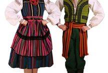 Polish Traditional costumes / by Geraldine Janecyk