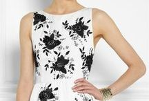 Floral Print Dresses / by Fashion Gone Rogue