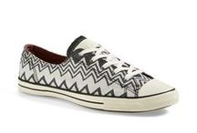 Missoni x Converse Sneakers / by Fashion Gone Rogue