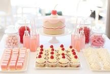 Party Ideas // Baby Showers // Birthdays / party, events, wedding, baby shower, invitations, birthday party / by Lena