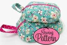 DIY - Accessories / Bags / Jewelry / diy, crafts, handmade, jewelry, etsy, headbands, hats, flowers, fabric flowers, bracelets, earrings, rings, knitted bags, crochet bags, pouches, coin purses / by Lena