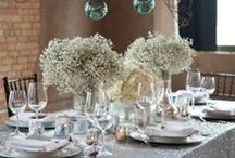 Winter Wedding Centerpiece Inspiration / by Highlands Country Club