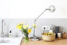 ◇ K I T C H E N / Kitchen, Home decoration / by my little fabric
